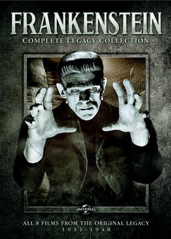 Frankenstein: Complete Legacy Collection (Box Set) [DVD]