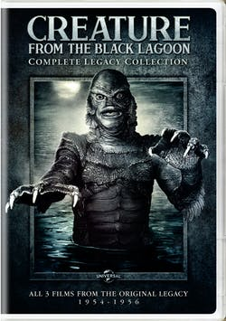 Creature from the Black Lagoon: Complete Legacy Collection [DVD]