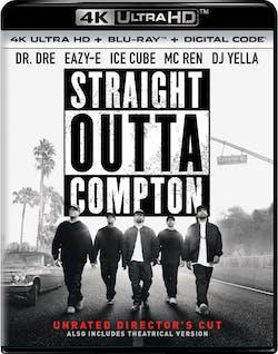 Straight Outta Compton (4K Ultra HD) [UHD]