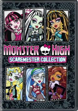 Monster High: Scaremester Collection [DVD]