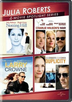Julia Roberts 4-Movie Spotlight Series (Box Set) [DVD]