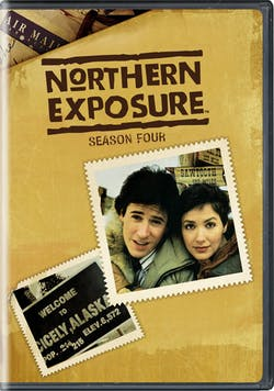 Northern Exposure: Season 4 [DVD]