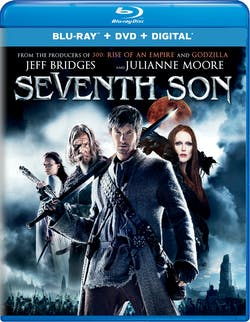 Seventh Son (DVD + Digital) [Blu-ray]