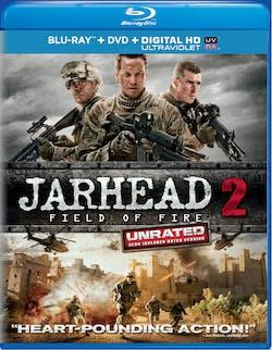 Jarhead 2: Field of Fire (Unrated Edition DVD + Digital) [Blu-ray]