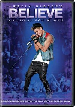 Justin Bieber's Believe [DVD]