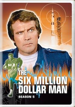 The Six Million Dollar Man: Season 5 [DVD]