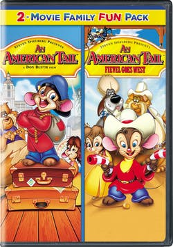 An American Tail/An American Tail - Fievel Goes West [DVD]