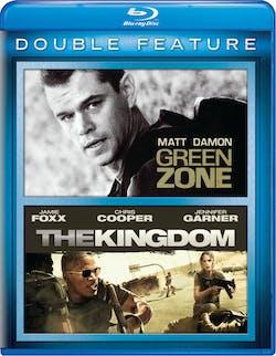 Green Zone/The Kingdom [Blu-ray]