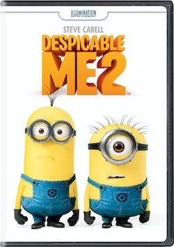 Despicable Me 2 [DVD]