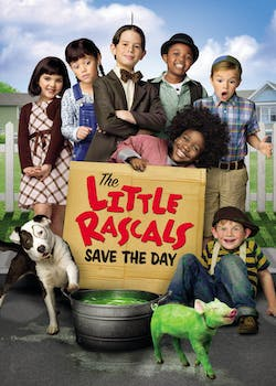 The Little Rascals Save the Day (2014) [DVD]