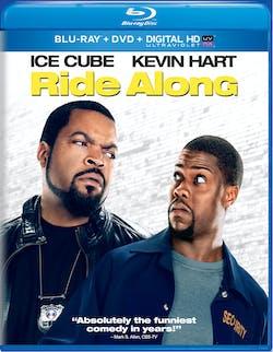 Ride Along (DVD) [Blu-ray]