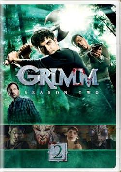 Grimm: Season Two (DVD + Digital) [DVD]