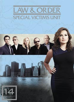 Law & Order: Special Victims Unit - The Fourteenth Year [DVD]