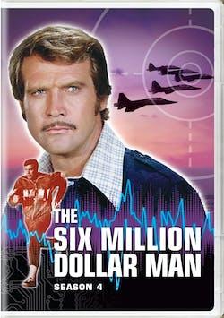 The Six Million Dollar Man: Season 4 [DVD]