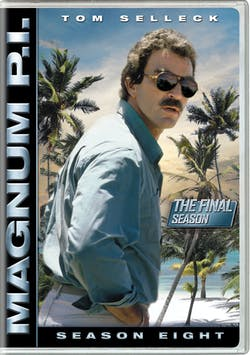 Magnum PI: The Complete Eighth Season [DVD]