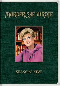 Murder She Wrote: Season 5 [DVD]