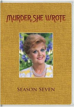 Murder She Wrote: Season 7 [DVD]