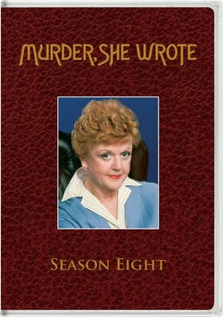 Murder She Wrote: Season 8 [DVD]