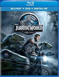 Jurassic World (DVD + Digital) [Blu-ray]