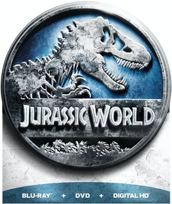 Jurassic World (Limited Edition DVD + Digital) [Blu-ray]