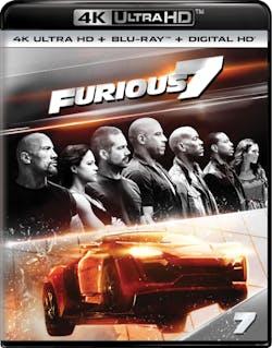 Fast & Furious 7 (4K Ultra HD) [UHD]