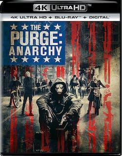 The Purge: Anarchy (4K Ultra HD) [UHD]