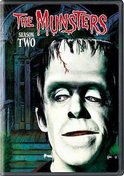 The Munsters: Season 2 [DVD]