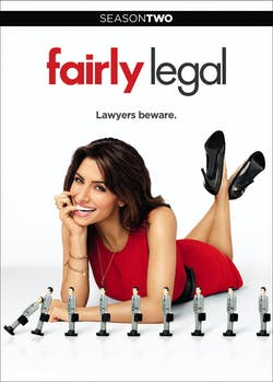 Fairly Legal: Season 2 [DVD]