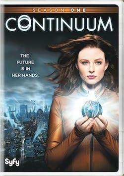 Continuum: Season One [DVD]