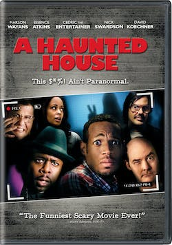 A Haunted House [DVD]