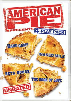 American Pie: 4-Play Pack (Unrated Edition) [DVD]