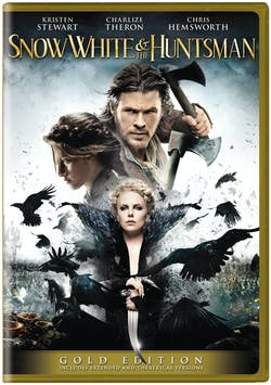 Snow White and the Huntsman (Gold Edition) [DVD]
