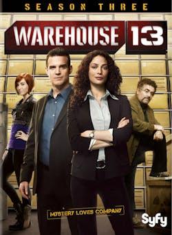 Warehouse 13: Season 3 (2012) [DVD]