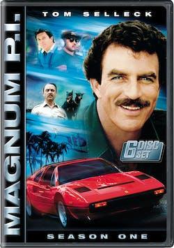 Magnum PI: The Complete First Season (Box Set) [DVD]