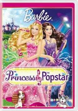 Barbie: The Princess and the Popstar [DVD]