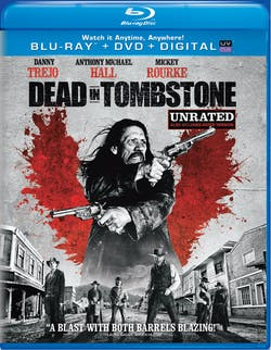 Dead in Tombstone (Unrated Edition) [Blu-ray]
