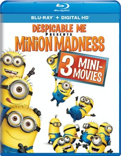 Despicable Me Presents: Minion Madness [Blu-ray]