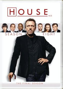 House: Season 8 - The Final Season [DVD]