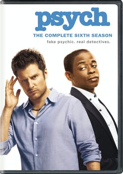 Psych: The Complete Sixth Season [DVD]