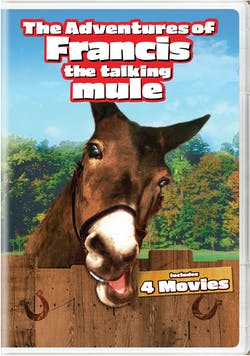 The Adventures of Francis the Talking Mule [DVD]