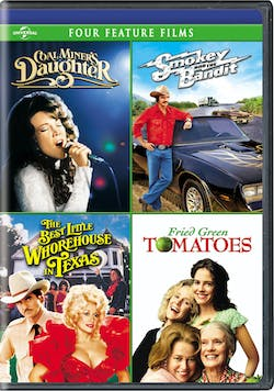 Coal Miner's Daughter/Smokey and the Bandit/The Best Little... (Box Set) [DVD]