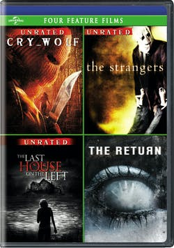 Cry_wolf/The Strangers/The Last House On the Left/The Return [DVD]