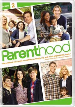 Parenthood: Season 2 [DVD]