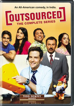 Outsourced: The Complete Series [DVD]
