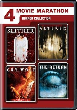 4 Movie Marathon: Horror Collection [DVD]