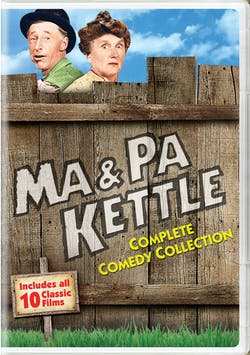 Ma & Pa Kettle Complete Comedy Collection (Box Set) [DVD]