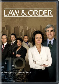 Law & Order: The Nineteenth Year [DVD]