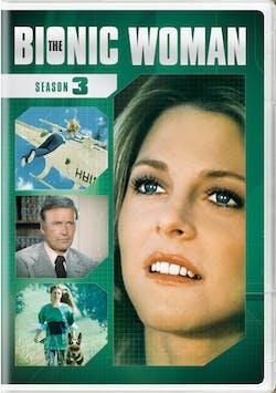 The Bionic Woman: Season 3 [DVD]