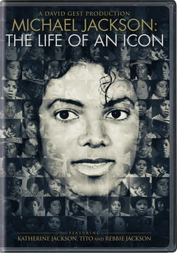 Michael Jackson: The Life of an Icon [DVD]