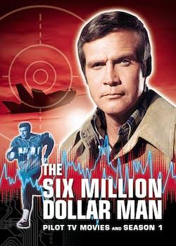 The Six Million Dollar Man: Season 1 [DVD]